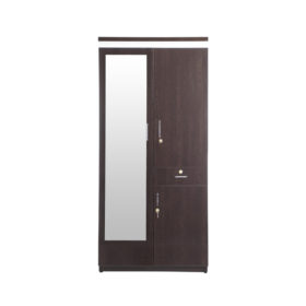 Gaja Furniture_ Wardrobe_ GA-CWR M1-WE_1