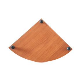 Gaja Furniture_Engineered wood_Corner Stand -QCS-325 Top Finish View