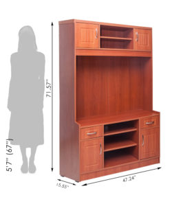 Gaja_TV Unit-Cabinets-Tv Stand_Texas_GA-TTV-M19-CE_size reference